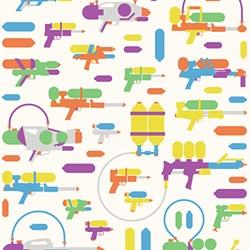 DKNG Studios' Super Soaker poster!