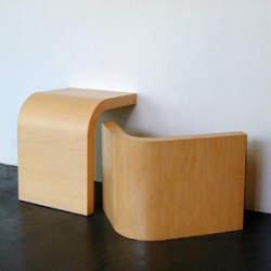 wow, talk about simplicity.  these chairs are sickeningly sleek.