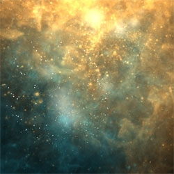 Supernova - A Carl Sagan / Cosmos inspired iPad generative animation.