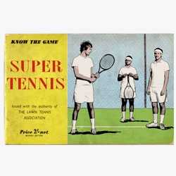 New Super Tennis 'Theme Song' music vid by Lo-tec!
