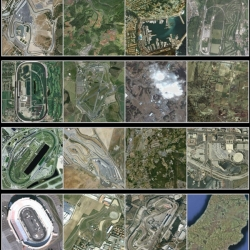 Cool collection of satellite images of famous race tracks world wide.