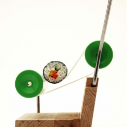 Sushi Roler designed by Osko & Deichmann.