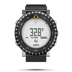 Suunto's Core digital watch series has everything you need for a long hike in the great outdoors. It's got a compass, barometer, altimeter, depth meter, and it's actually a pretty nice watch too.