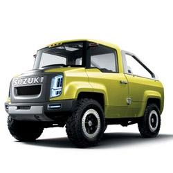 Suzuki's concept X-Head, also known as TONKALICIOUS