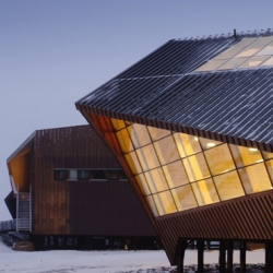 Svalbard Science Centre78°north by Jarmund/Vigsnæs AS Architects MNAL.
