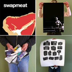 coudal's swapmeat is worth checking out.  you can trade stuff for stuff, not quite bartering, not quite trade, swapping really is the right word.  get your stuff in before the end of the month.
