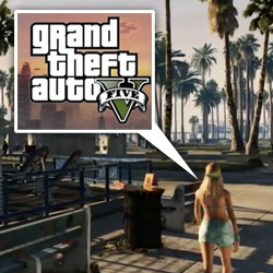 Finally! Grand Theft Auto V is coming... and its very LA... check out the awesome trailer!