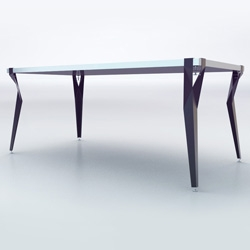 Table concept by Redfish.