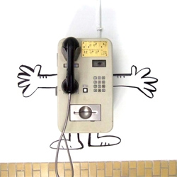how cute is this phone from taipei?
