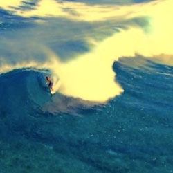 Gorgeous video of surfing in Fiji.