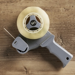 "Awesome! A mini tape gun ~ 5""W x 8""L ~ perfect for all that present wrapping?"