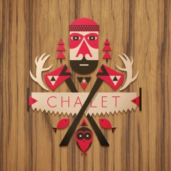 Each year for the annual Winter X Games in Aspen, Target hosts their competing athletes at the Target Chalet. Design by Aaron Melander.