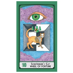 Science Tarot Cards!