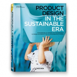 """Product Design in the Sustainable Era"", a new book from Taschen dedicated to sustainable products, 180 projetcs from companies and designers like IBM, Nokia, Motorola, GE, Electrolux, Karim Rashid, Fuseproject and more."
