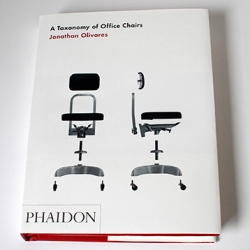 Coming this May from Phaidon, an extraordinary look at the history of the modern office chair. A Taxonomy of Office Chairs by Jonathan Olivares delves into the past of the utility seat that in the modern world has gained cult-like status.