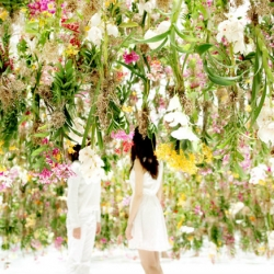 Floating Flower Garden from Maison&Objet 2015!