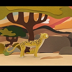 Buenos Aires based studio Punga have created two stop-motion inspired spots for Temaiken Bioparque (Biopark is apparently a PC way of saying Zoo)...