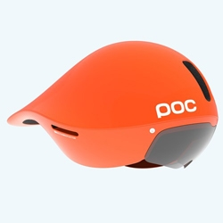Poc Sports introduces their new Time Trial Tempor helmet and it is built for performance, safety, speed and aerodynamics.