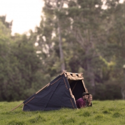 By drawing inspiration from the past, the Under Cover Camper was designed to place the value back into the tent by promoting sustainability, style, longevity, and quality.