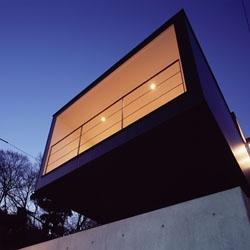 Tepe House in Higashikurume, Tokyo by Apollo Architects.