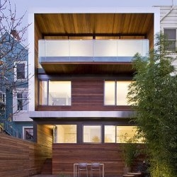 The Choy residence in San Francisco by Terry & Terry Architecture