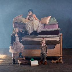 Fairytale photography, by Australian photographers, The Descendants.