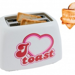 Toast that loves you back