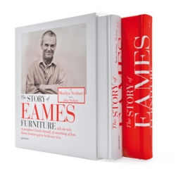 The Story of Eames Furniture is the benchmark reference on the subject. It is a biography—not of an individual person, but of arguably the most influential and important furniture brand of our time. From Gestalten Verlag 2010.
