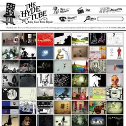 The Hyde Tube is an on-line short film festival / showcase, that aims to connect directors with agencies.
