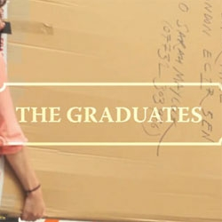 The Graduates 2011, a film from It's Nice That showcasing some great talent from emerging talent from UK art schools.