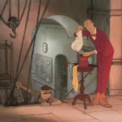 Sylvain Chomet (of The Triplets of Belleville) creates an animated version of The Illusionist, based on the script of the legendary Jacques Tati.