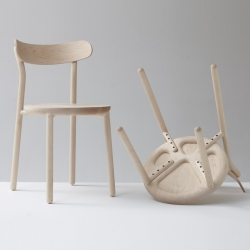 Them Chair, the latest addition to the growing Australian made timber range by DesignByThem.