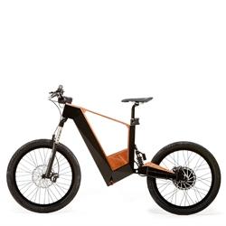 German Desingers Tom Mudra and Hans-Tobias Schicktanz designed a new e-bike to get around in the city – the Mosquito.