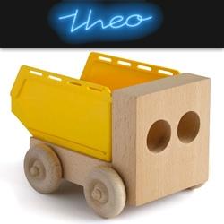 Theo, the new online shop of Thorsten van Elten.