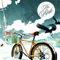 The Ride, a stunningly illustrated cycling magazine.