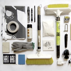 Things Organized Neatly. A great collection of beautiful organization.
