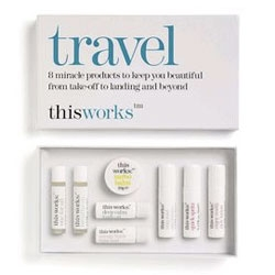 ThisWorks - its great branding and packaging, especially in their gift sets, and with names like Survive, who doesn't need one?