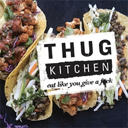 Thug Kitchen! Blog to book - it's finally here!