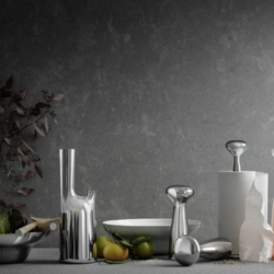 Alfredo-Haeberli for Georg Jensen | 'From kitchen to Table'