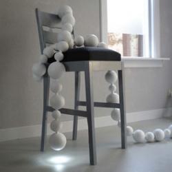 JewelXLery by Rosalie de Kruyf is a wonderful design object to light every room.