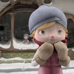 The amazing story of Alma, a little girl who found her twin doll. Amazing 3D animation movie made by Rodrigo Blaas.