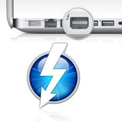 For Steve Job's birthday ~ new macbook pros were announced ~ most exciting part ~ Apple and Intel unveil Thunderbolt I/O technology!