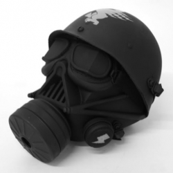 Cue the imperial death march - Thunderdog Studios designs a Darth Vader helmet for www.thevaderproject.com.