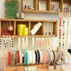 Need a sewing machine for a few hours? A new concept store has opened in Barcelona, bringing the art of crafting and sewing closer to everyone.