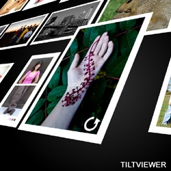 Airtight's TILTVIEWER is an absolutely gorgeous 3D interface to Flickr. Wow!