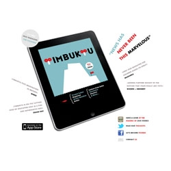 Timbuktu, a cute iPad based magazine for children.