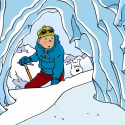"It is today 80 years ago since Tintin first appeared in the Belgian ""Petit Vingtième"". Between 1929 and 1983 Hergé produced 24 albums with the ever young journalist. Congrats Tintin!"