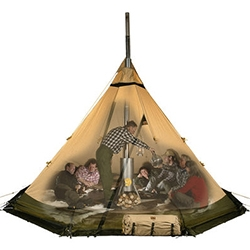 Tentipi - Tipi Tents! From sizes to fit the family to large events.