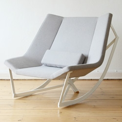 Top picks: 8 great rocking chairs, including the delightfully sharable Sway by Markus Krauss.