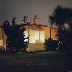 I'm totally loving this guy's photos.  Todd Hido is my hero right now.